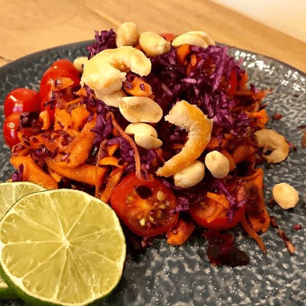 Thai-Rezeote-Salat